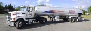 Allied Fuel Truck